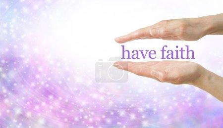 Faith Healing banner