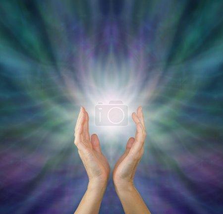 Sensing  Healing Energy