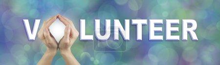 Volunteer Request Website Banner