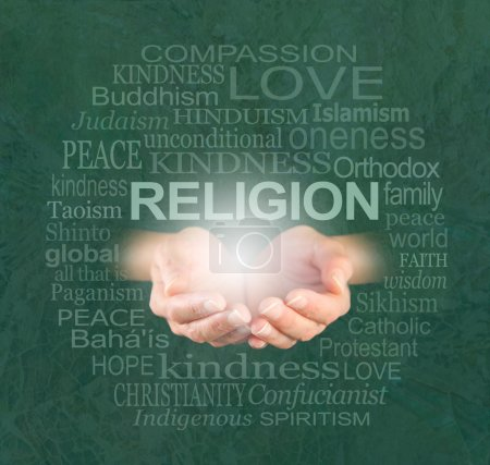 The only true religion is KINDNESS