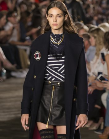 Tommy Hilfiger Fall 2016 Collection