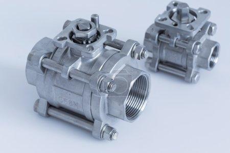 Group 2 ball valves