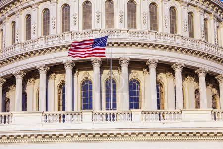 Photo for Washington DC, US Capitol Building - Royalty Free Image