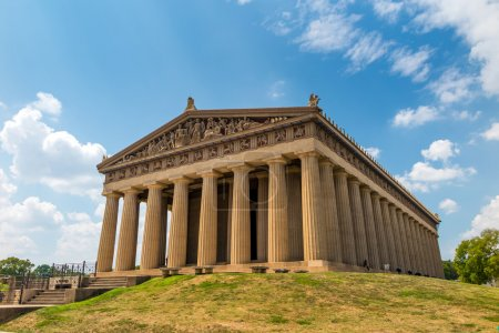 Photo for The Parthenon Nashville Tennessee Athena featured - Royalty Free Image