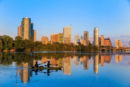 view of Austin, Texas downtown