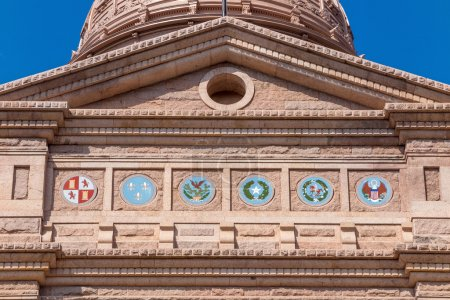 Texas State Capitol Building in Austin