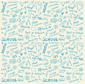 School theme pattern
