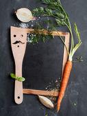 Hintergrund zum Kochen