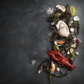 Potraviny pozadí