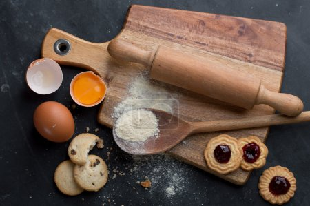 Baking pastry ingredients