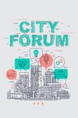 City Forum concept