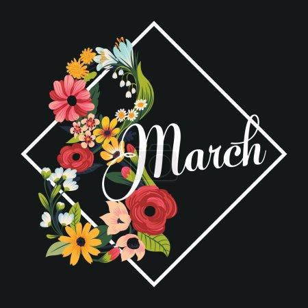 International Women's Day 8 March