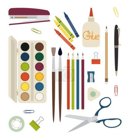 Elementos de dibujo .