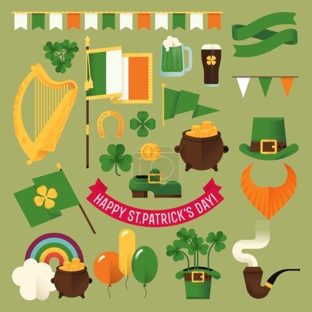 Happy Saint Patrick's Day  items