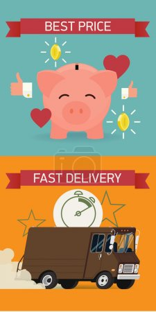 Fast delivery and best price.