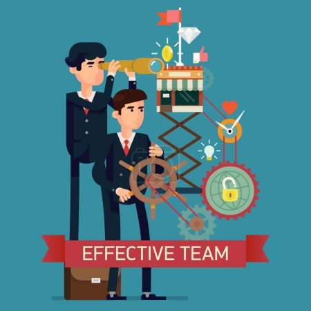 Effective team in business strategy