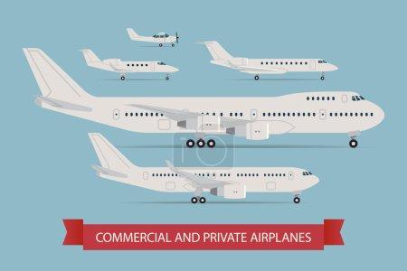 Single engine air planes