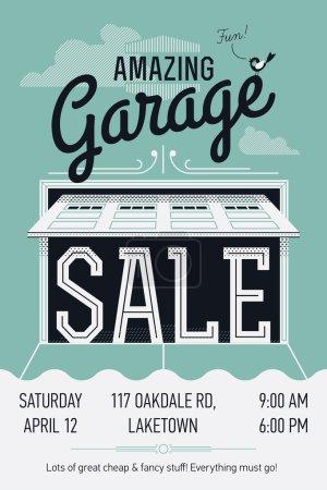 garage or yard sale event