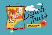 seaside beach tours