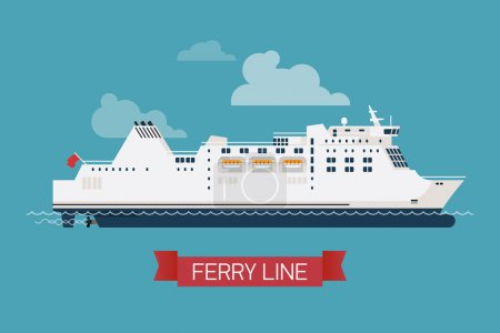 Seaway line connection transport