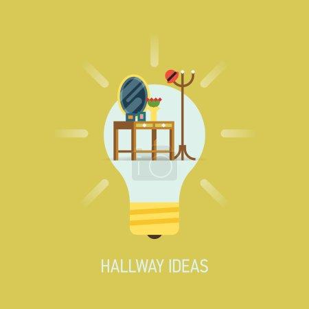 Interior design hallway ideas