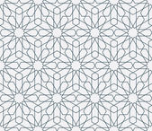 Traditional arabic pattern background