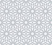 Tradiční arabská vzorek pozadí