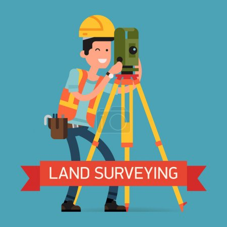 Cool land surveying