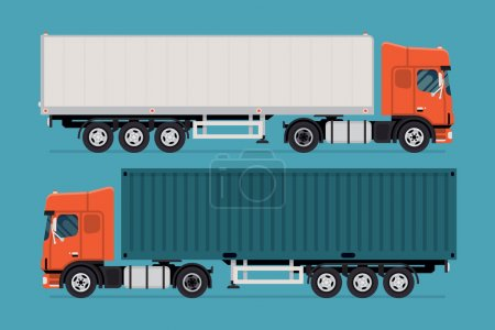 Road freight transportation