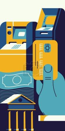 online banking cash