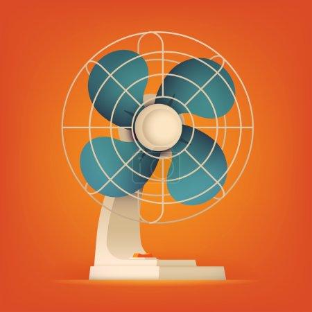 Volumetric Ventilator fan
