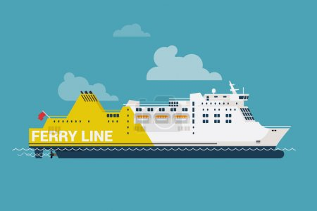 Seaway line connection transport