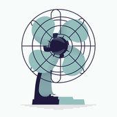 Retro decorative   ventilator fan