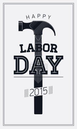 'Labor Day' concept design - hammer