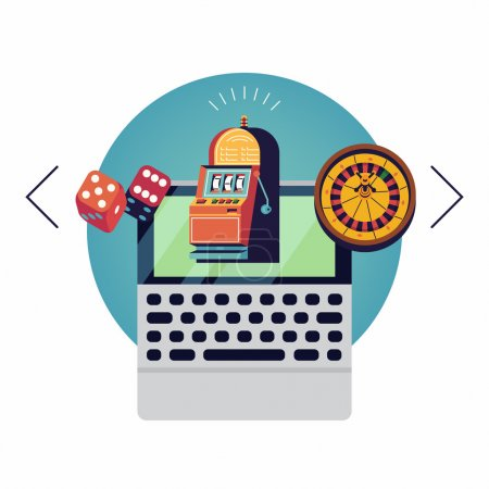 online gambling layout