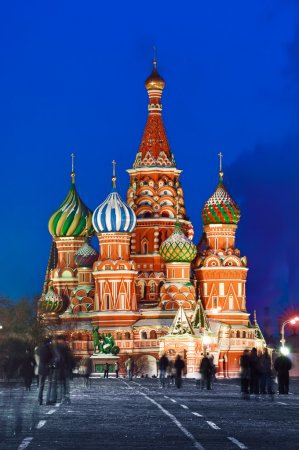 St. Basil Cathedral, Moscow