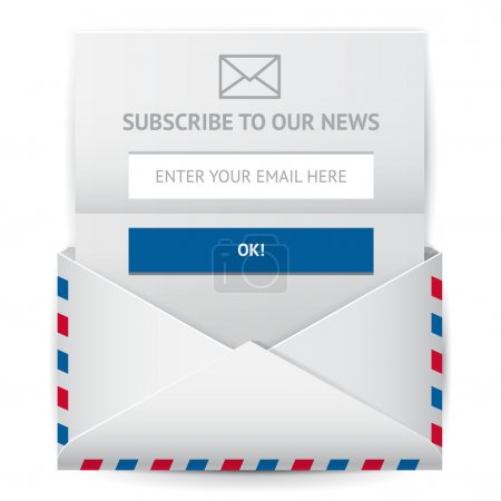 Newsletter Subscribe icon