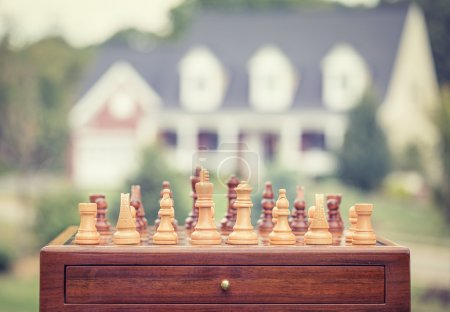 Buying real estate home strategy