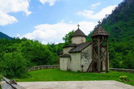 The Dobrilovina Monastery