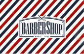 Old Fashion styled Barber Shop