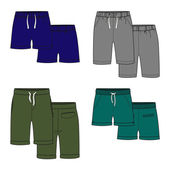 Color shorts