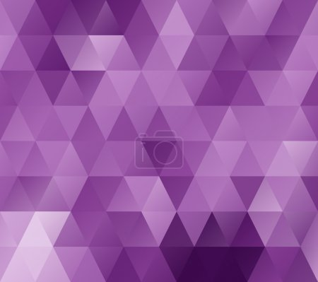 Purple Block  Seamless Mosaic Background, Vector illustration,  Creative  Business Design Templates