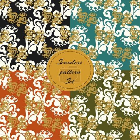 background for textile design