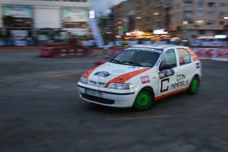 Kocaeli Rally in Turkey