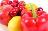 Čerstvé ovoce a zelenina, zdravá výživa