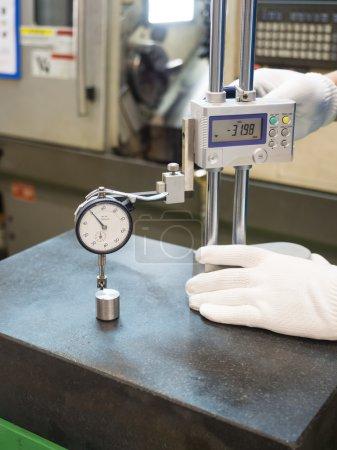 High gauge hig precision