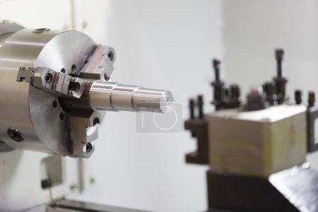 CNC lathe machining turing automotive parts