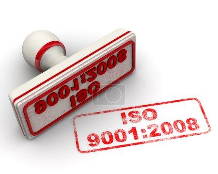 ISO 9001: 2008. Печать и отпечаток