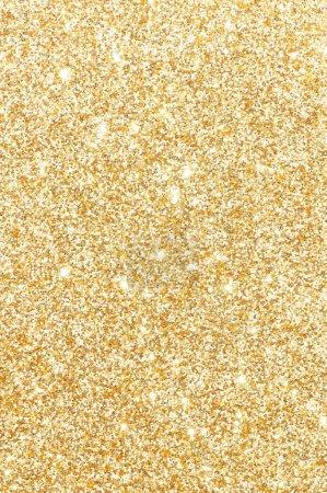 Foto de Textura de brillo dorado fondo navidad - Imagen libre de derechos