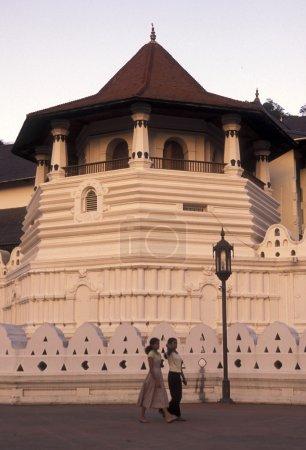 Tempel Sri Dalada Maligawa